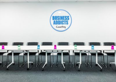 Business Addicts Coworking Training Room