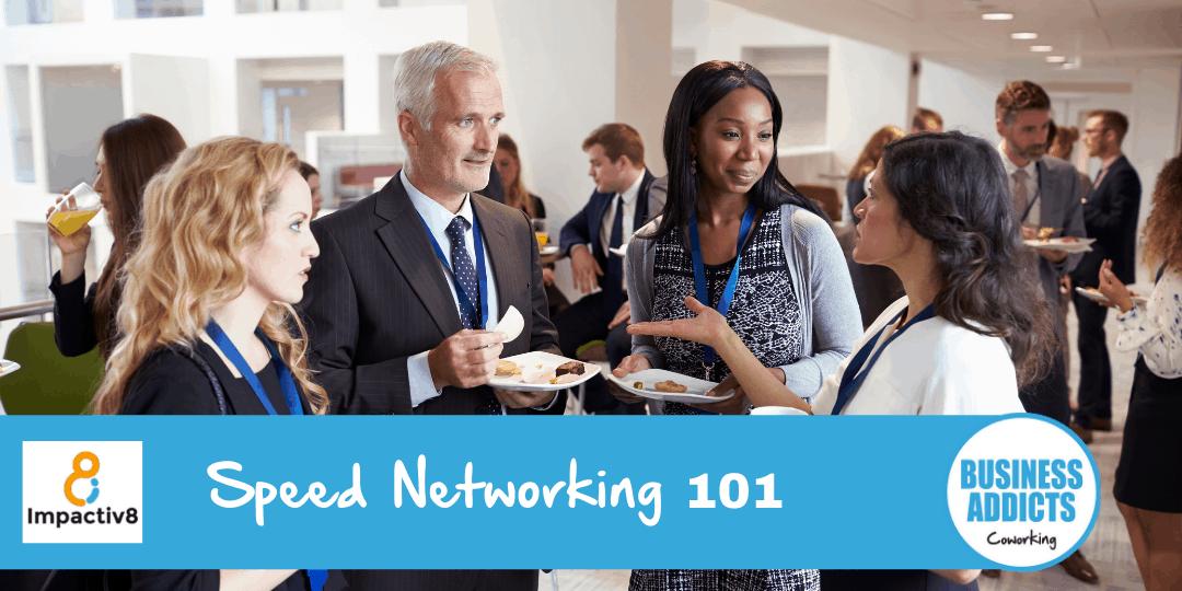 Speed Networking 101